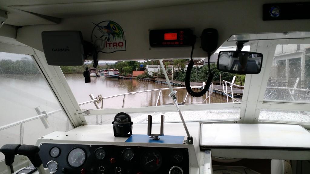 Equipamentos novos para segurança e eficiência nas pescarias